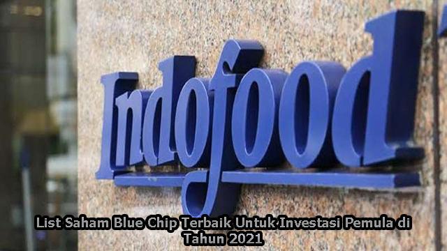 List Saham Blue Chip Terbaik Untuk Investasi Pemula di Tahun 2021
