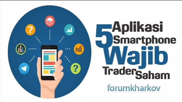 5 Aplikasi Trading Terbaik Di Indonesia
